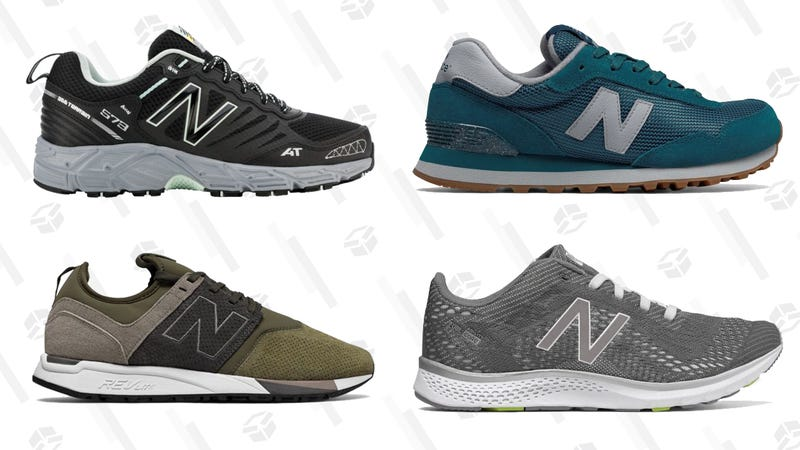 BOGO Free on Select Styles (discount applies to less expensive shoe) | Joe's New Balance Outlet | Promo code KINJABOGO