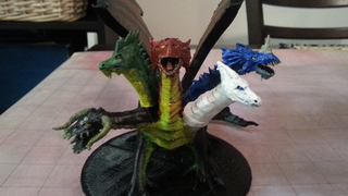 Illustration for article titled One Man Is 3D Printing Models of Every Creature In D&D's Monster Manual