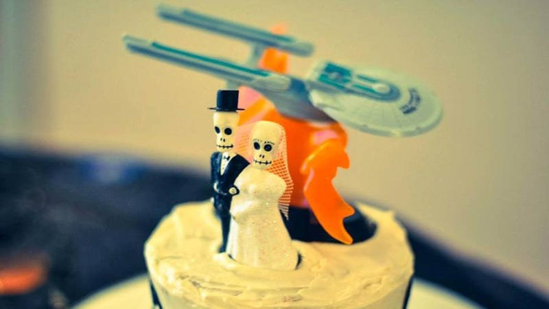 Illustration for article titled I Had a Mexican Star Trek-Themed Wedding and It Was the Best Thing Ever