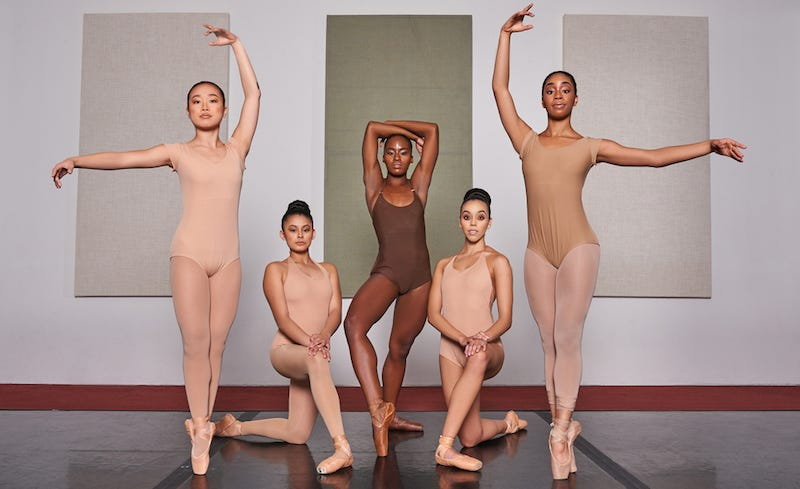 Illustration for article titled A Dance Apparel Company Is Making Nude Leotards For Everybody