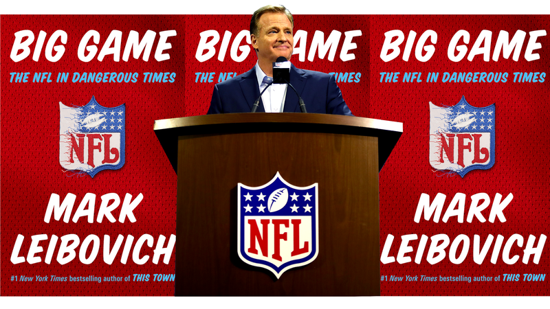Illustration for article titled Roger Goodell Is Every Bit The Overcompensating Dipshit He Seems To Be