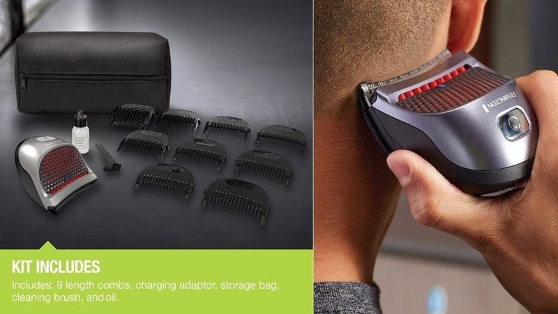 Remington Shortcut Pro Haircut Kit, $34 after $10 in-cart discount and $10 clippable coupon