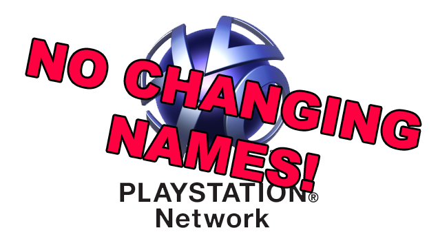 How to change psn name ps4