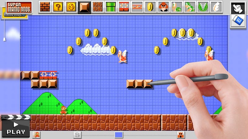 Illustration for article titled I've Found My New Favorite Mario Maker Level Designer