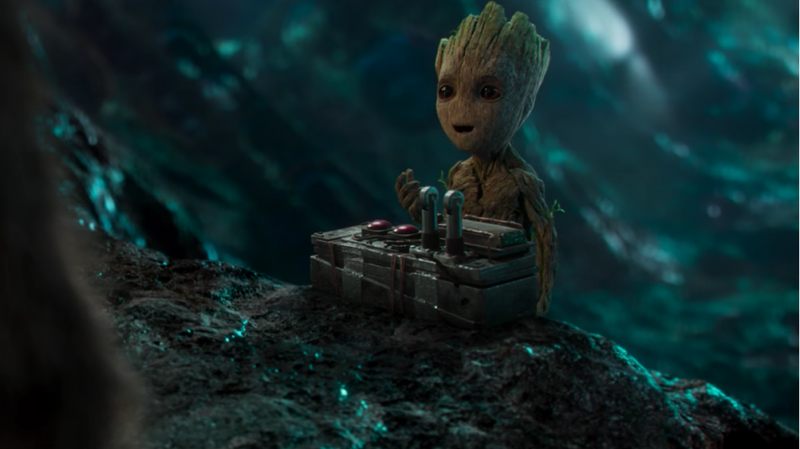 Illustration for article titled Get Your Baby Groot Shrine Started With This 'Life-Size'Guardians 2 Figure