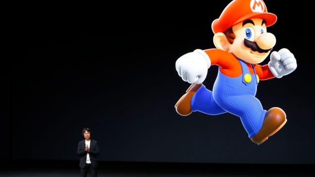 Mario Segale, the Inspiration Behind Nintendo's  Super Mario,  Dies at 84