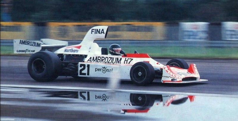 Illustration for article titled Vintage F1 photo dump #4