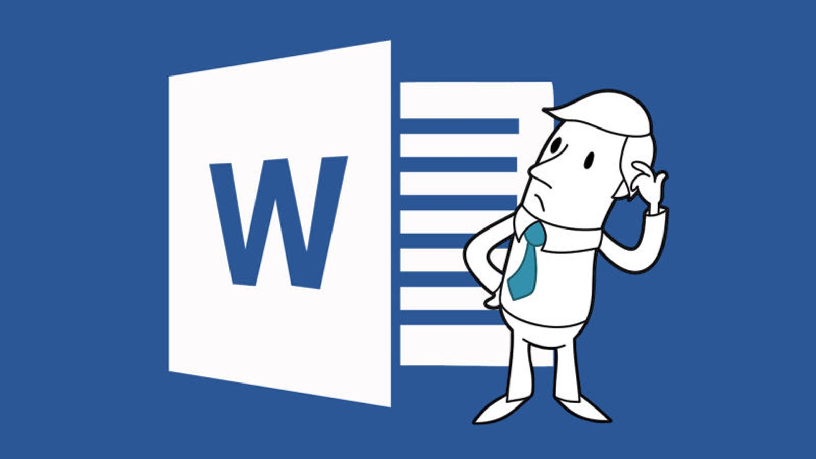 ¿Por qué sigues utilizando Microsoft Word?