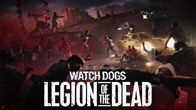 Watch Dogs: Legion Gets A Surprise Free Zombie Mode Of Sorts