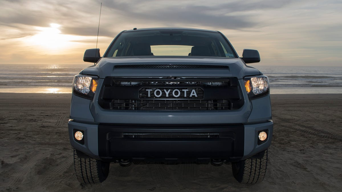 The 2017 Toyota Tundra TRD Pro Is The Best Version Of An