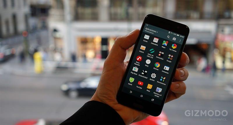 Illustration for article titled Probamos el HTC One A9: no, no es un iPhone, pero tampoco importa