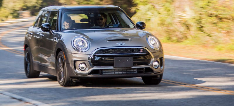 The 2016 Mini Clubman Is The Little Quirky Wagon You Never Knew You