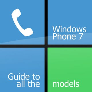 Illustration for article titled The Definitive Guide to Windows Phone 7 Handsets