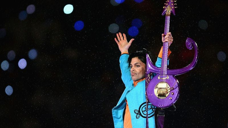 Illustration for article titled Prince is ruling the Billboard charts right now, obviously