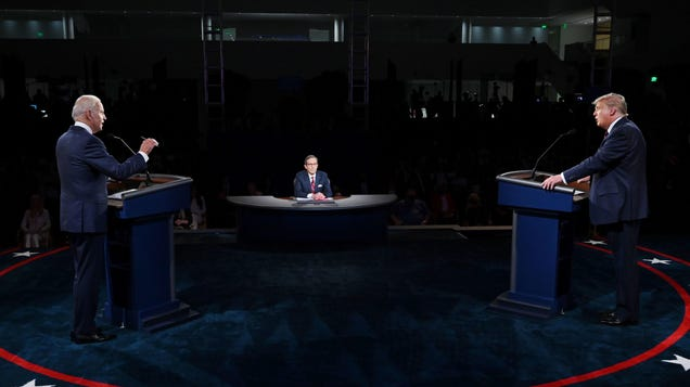 One great thing about tonight's debate (no, really)