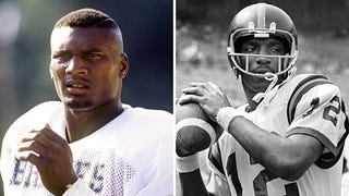 Alcorn State's Steve McNair (deceased) and Grambling's Doug Williams