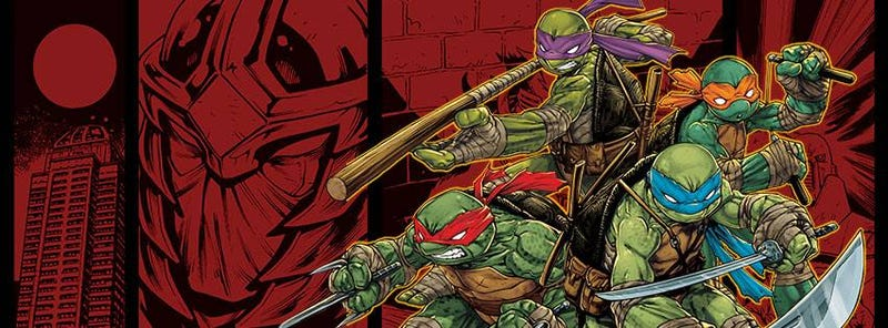 Illustration for article titled Teenage Mutant Ninja Turtles: Mutants in Manhattan Debut Trailer