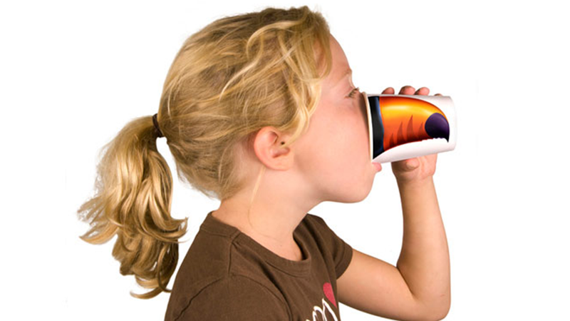 Illustration for article titled Animal Snout Cups Let You Pick Your Nose