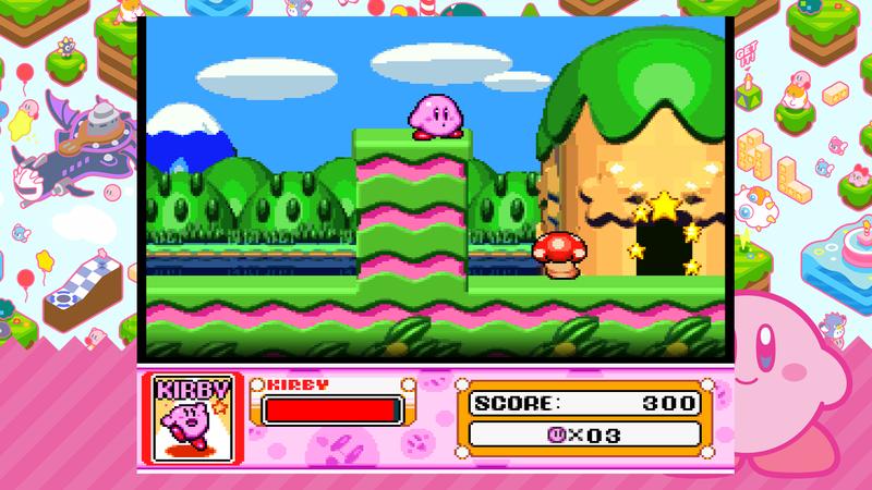 Kirby border by Robin64 on NeoGAF