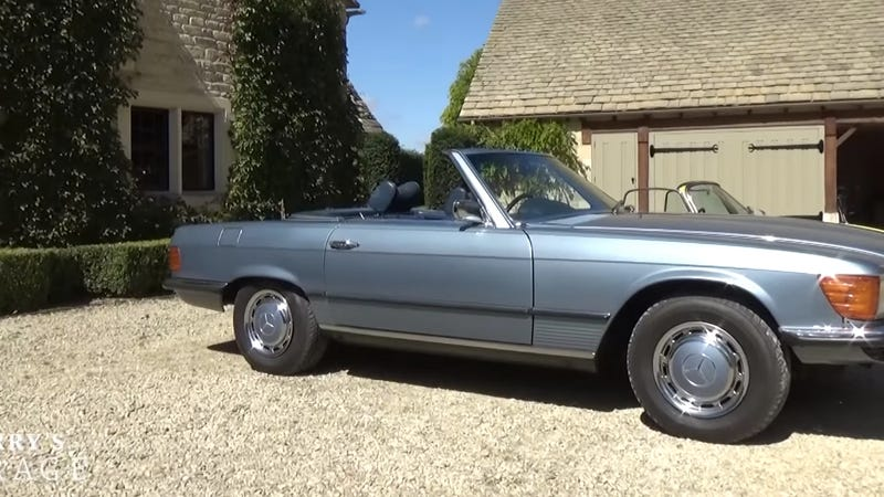 This 1971 mercedes benz will make your car 39 s build quality for Build my mercedes benz