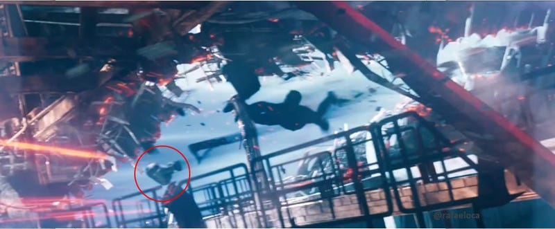 Illustration for article titled R2-D2 spotted in Star Trek Into Darkness