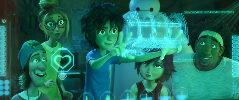 Illustration for article titled Everything You Need To Know About The Making Of Big Hero 6