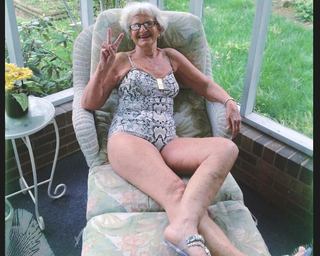 Illustration for article titled Badass Twitter Grandmother Baddie Winkle Is Out to Steal Your Man