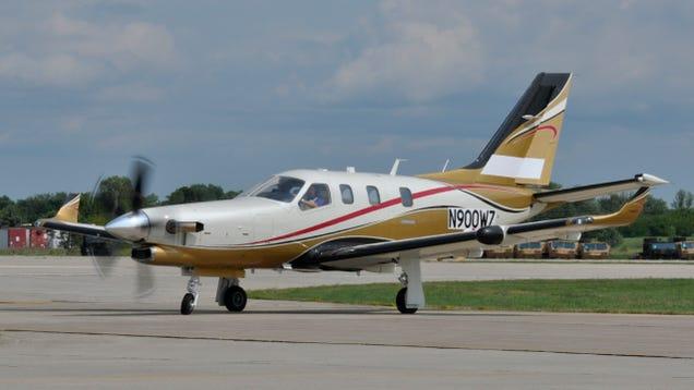 fastest single engine passenger plane