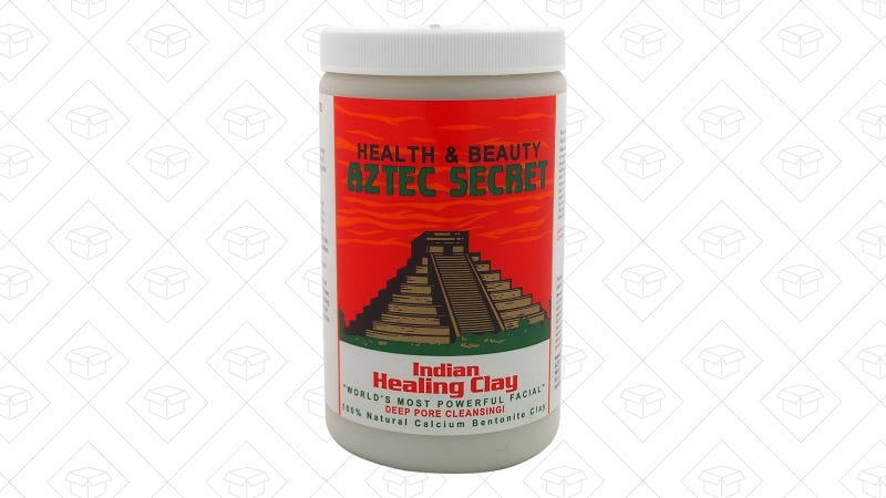 Aztec Secret Indian Healing Clay, 2 Pound | $11 | Amazon