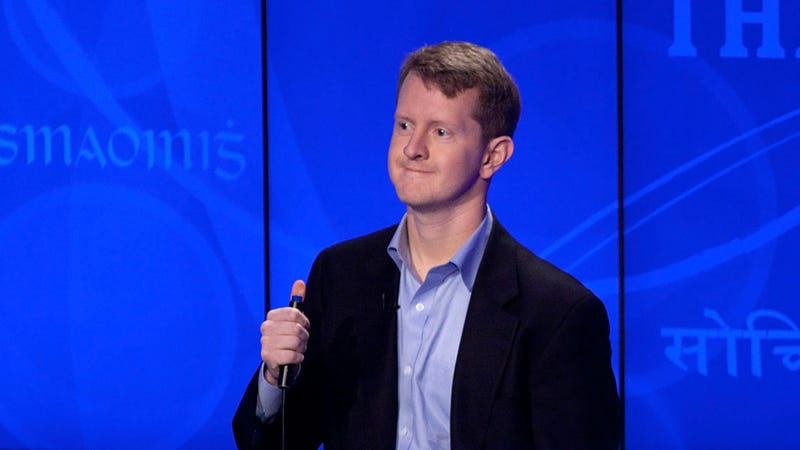 Illustration for article titled Huge Oversight: 'Jeopardy' Is Reclaiming Thousands Of Dollars From Ken Jennings After Rewatching The Tapes And Realizing He Didn't Get A Single Question Right