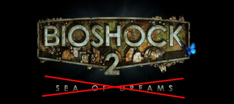 Illustration for article titled BioShock 2 Gets Name Change, Won't Feature Co-Op