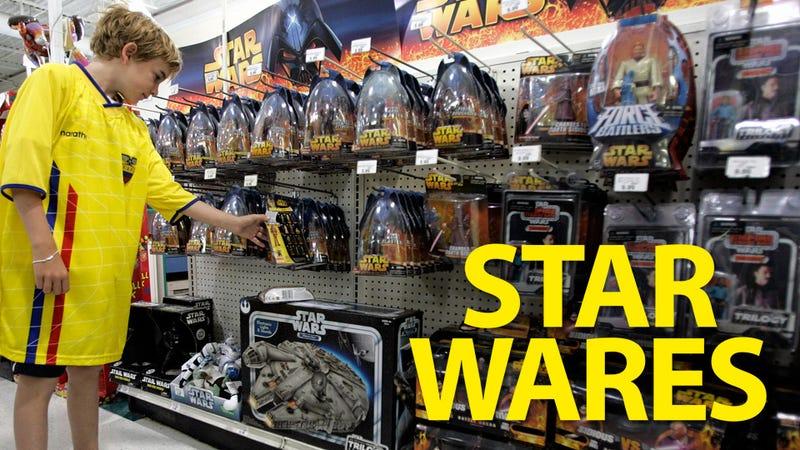 Star Wars Merchandise