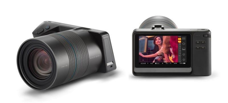 Illustration for article titled Lytro Illum, la nueva cámara Lytro que te sorprenderá de verdad