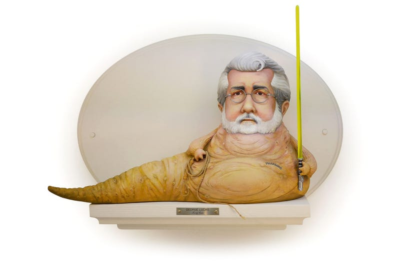 George Lucas. Fotos: Michael Levitt