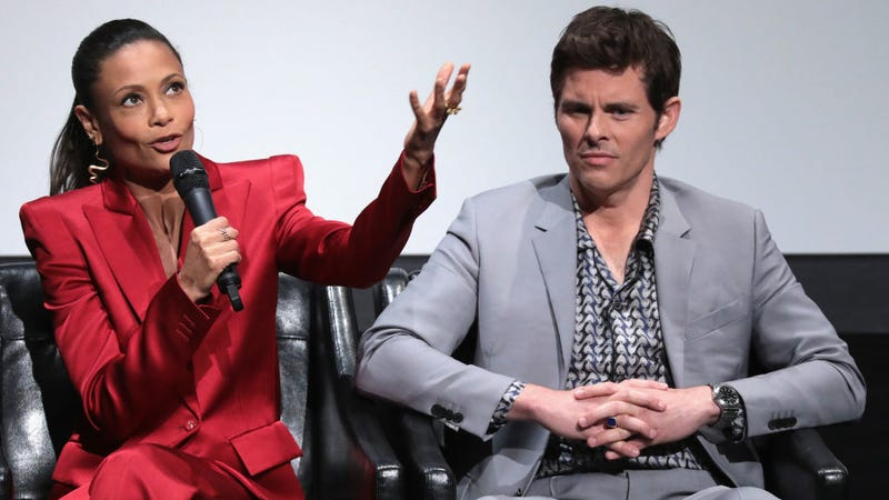 Please enjoy this excruciating video of a Westworld Q&A being shut down after a single question