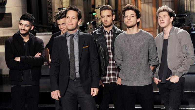 Saturday Night Live Paul Ruddone Direction