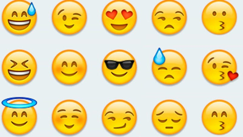 Illustration for article titled Siri Reading Every Emoji Is Hilariously Comprehensive