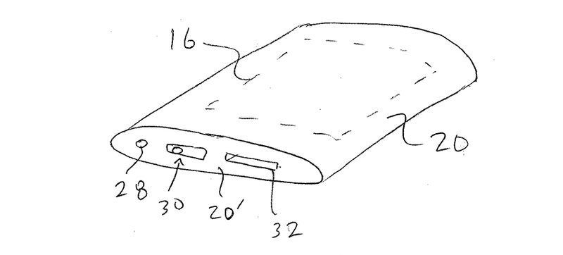 Illustration for article titled Apple Patent Describes How to Create Seamless All-Glass Devices