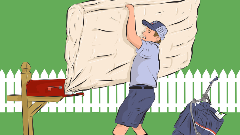 Illustration for article titled What It's Like to Buy a Mattress Over the Internet