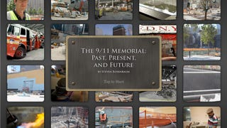 Illustration for article titled The 911 Memorial App on iPad: Visit the 9/11 Memorial at Your Own Pace