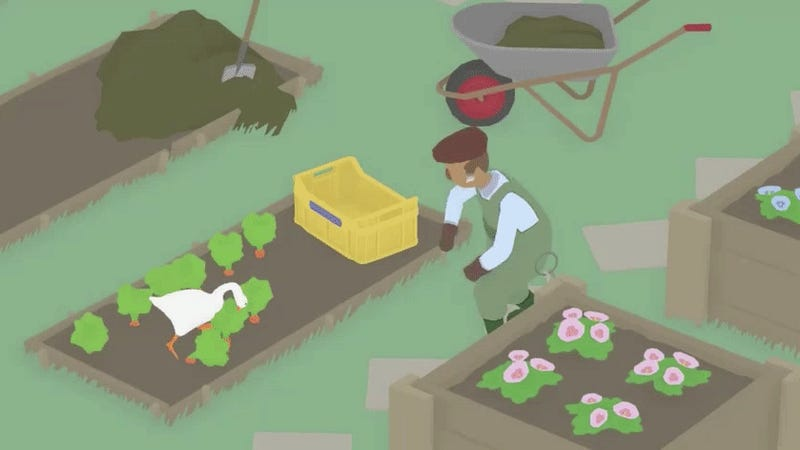 Game About Being An Asshole Goose Looks Hilarious