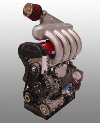 Illustration for article titled Ford Introduces 1.6L Duratec Race Engine, Restarts Kent Production