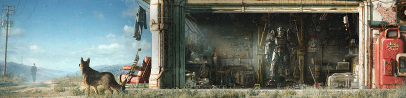 Illustration for article titled Fallout 4 and Skyrim Might Be In The Same Universe
