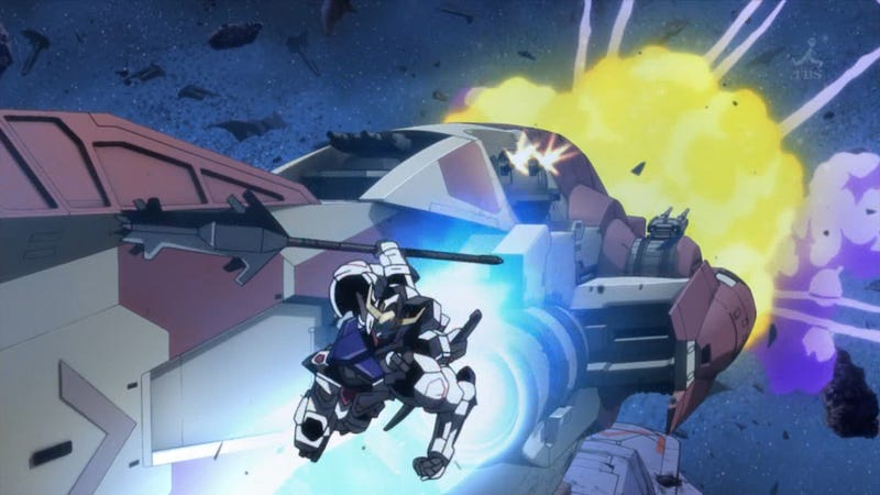 Illustration for article titled Gundam: Iron-Blooded OrphansImpressions - Episode12
