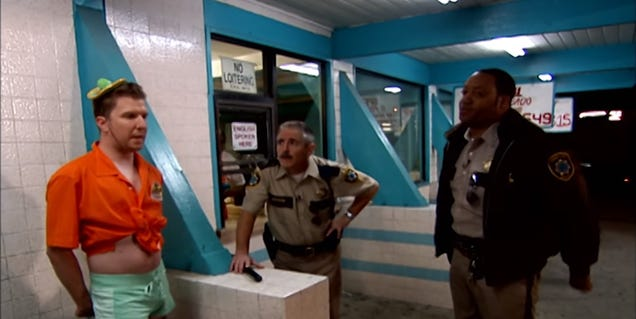 Warn Terry: A Reno 911! revival is heading to Quibi