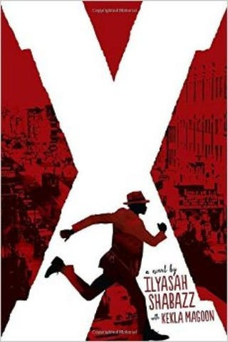 Cover of X: A NovelAmazon.com