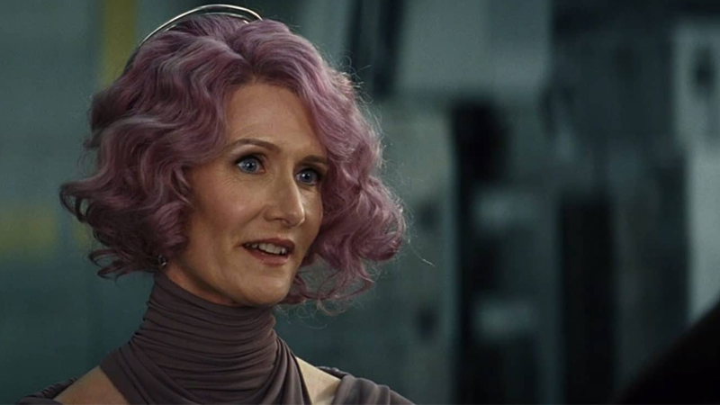 Amilyn Holdo, Resistance Admiral... and maybe Force user?