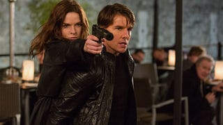 <i>Mission Impossible 5 </i>Will Restore Your Faith In Tentpole Action Movies