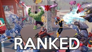 Illustration for article titled Disney Infinity's Marvel Super Heroes, Ranked
