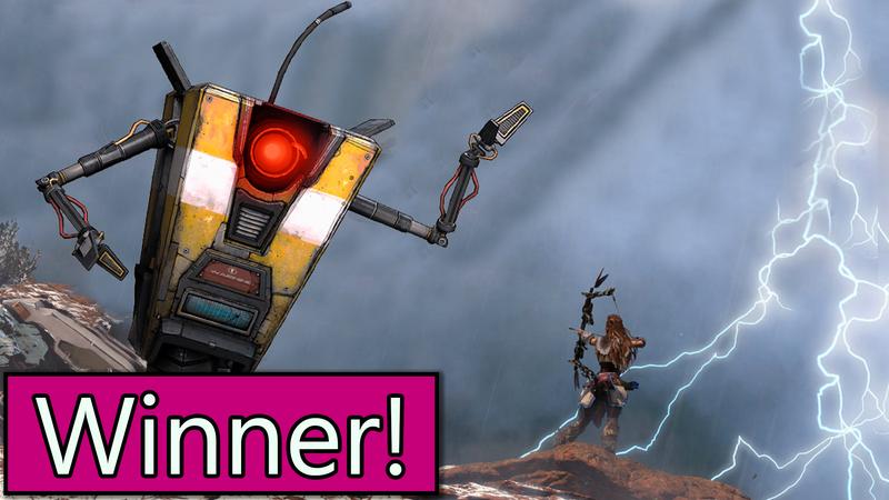 'Shop Contest: Oh No, Claptrap, Winners!